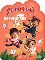 MONCHHICHI MES COLORIAGES