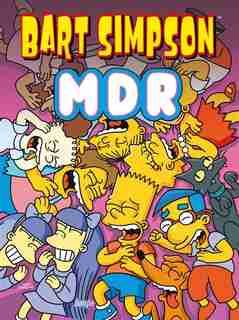 Bart Simpson Tome 20 de Matt Groening