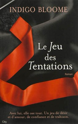 Book Le jeu des tentations by Indigo Bloome