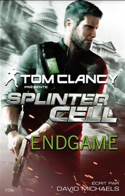 Book Splinter Cell Endgame by Tom Clancy