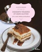 Desserts véganes et sans gluten