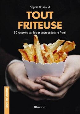 Book Tout friteuse by Sophie Brissaud