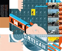 Book Jimmy Corrigan by Chris Ware