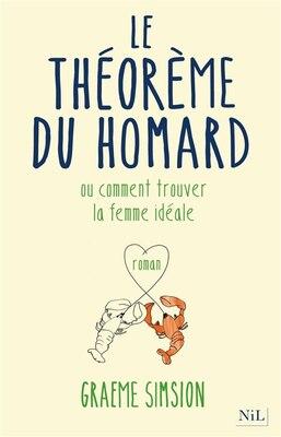 Book Le théorême du homard by Graeme Simsion