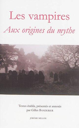 Vampires (Les) by Gilles Banderier