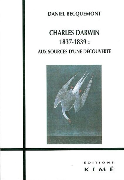 Charles Darwin 1937-1939 by Daniel Becquemont