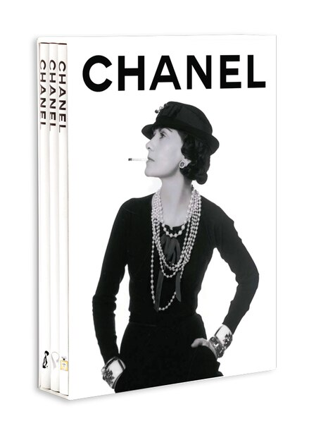 Chanel Set of 3: Fashion, Jewellery, Perfume by FRANCOIS BAUDOT