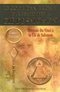 Code Dan Brown Clé Salomon