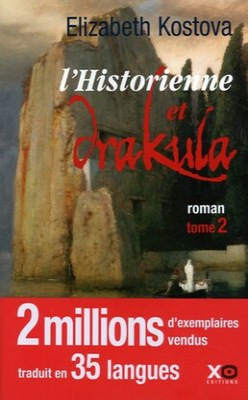 Book HISTORIENNE ET DRAKULA T2 -L' by ELIZABETH KOSTOVA