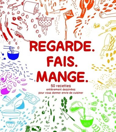 Regarde Fais Mange by Katie Shelly