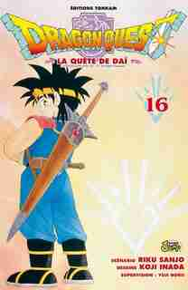 Dragon Quest 16 by Sanjo