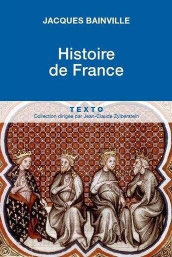 Histoire de France by Jacques Bainville