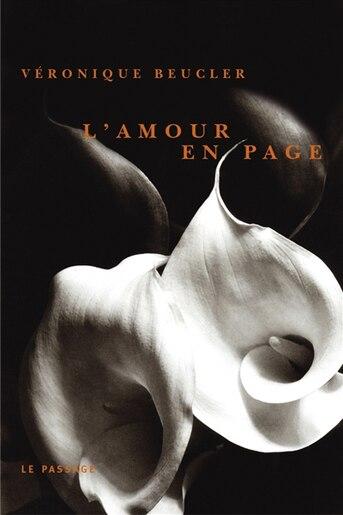 Amour en page (L') by Véronique Beucler