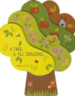 Book A Tree For All Seasons by Maryse Guittet