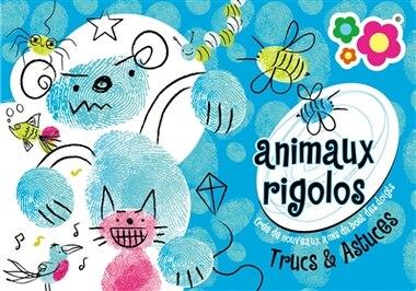 Coffret Animaux rigolos : Crée de nouveaux amis du bout des doig by COLLECTIF