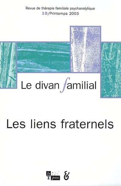 Divan familial (Le), n. 10 by René Collectif