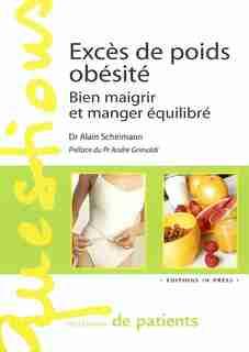Excès de poids, obésité by Alain Scheimann