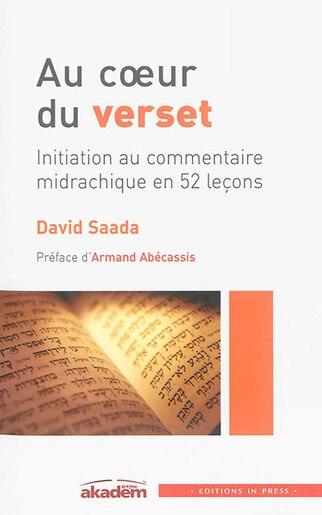 Au coeur du verset by David Saada