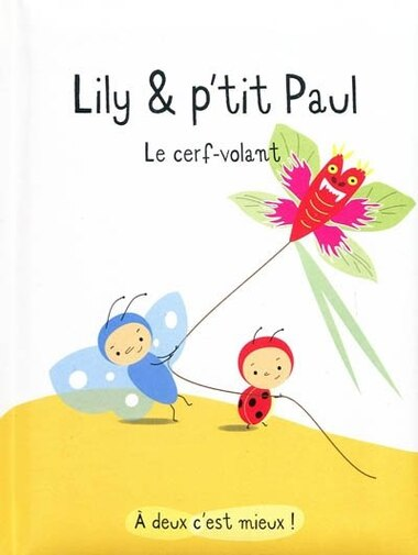 Lily et P'tit Paul by Isabelle Gibert
