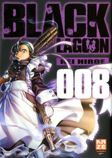 BLACK LAGOON T08 by rei Hiroe