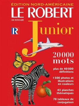 Book DICT.JUNIOR ILLUSTRE N.AMERICAINE: Nouvelle Édition by Collectif