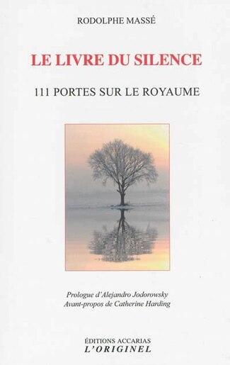 Le livre du silence by Rodolphe Massé
