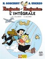 Benjamin et Benjamine l'intégrale