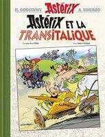 Astérix 37 Astérix et la Transitalique + artbook