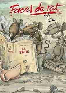FACES DE RAT by Ptiluc