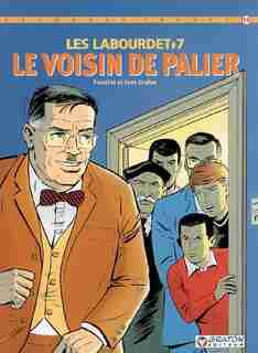 Michel Vaillant 14  Les Labourdet 07  Le voisin de palier by Jean Graton