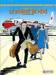 Michel Vaillant 15  Les Labourdet 08  Le voyage de Pépé by Jean Graton