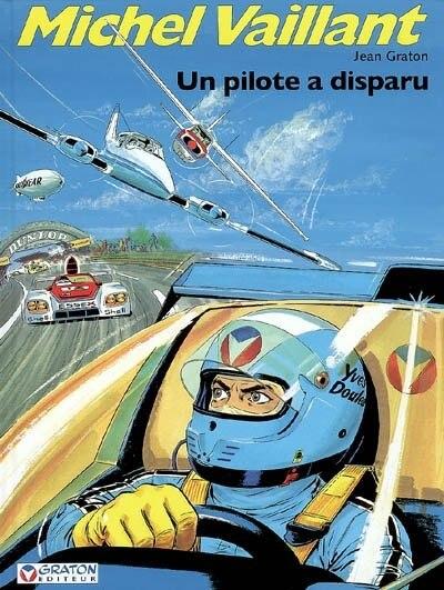 Michel Vaillant 36 by Jean Graton