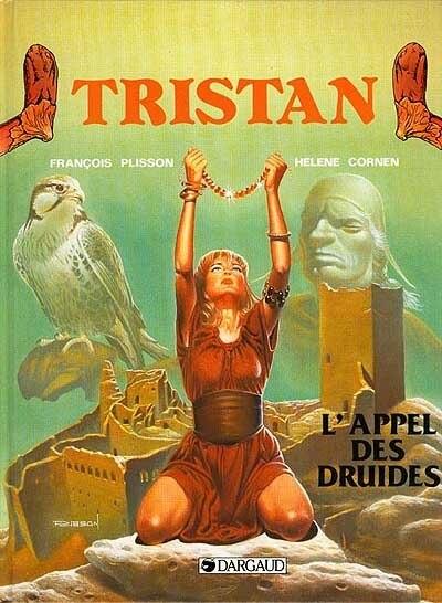 Tristan le Ménestrel 3 by COLLECTIF