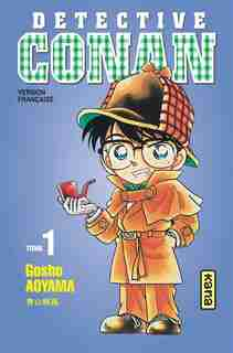Détective Conan  01 by Gosho Aoyama