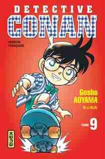 Détective Conan  09 by Gosho Aoyama