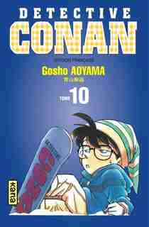 Détective Conan  10 by Gosho Aoyama
