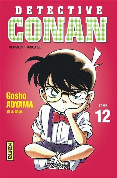 Détective Conan  12 by Gosho Aoyama