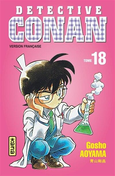Détective Conan  18 by Gosho Aoyama