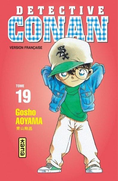 Détective Conan  19 by Gosho Aoyama