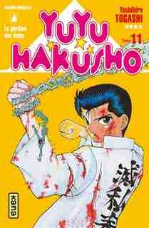 Yuyu Hakusho 11 by Yoshihiro Togashi