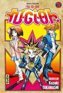 Yu-Gi-Oh 02 by Kazuki Takahashi