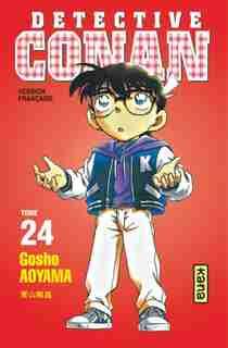 Détective Conan  24 by Gosho Aoyama