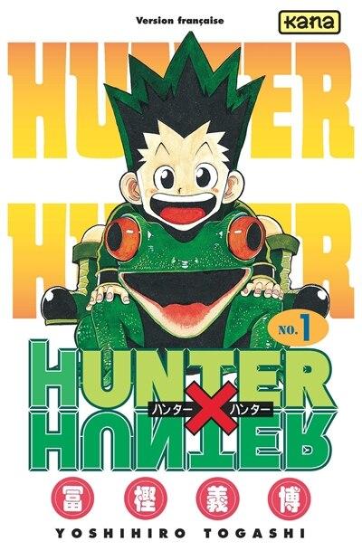Hunter X Hunter 01 by Yoshihiro Togashi