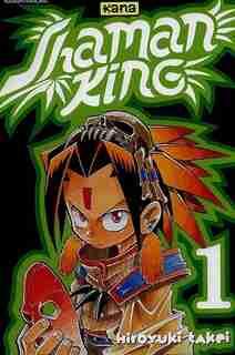 Shaman King 01 by Hiroyuki Takei