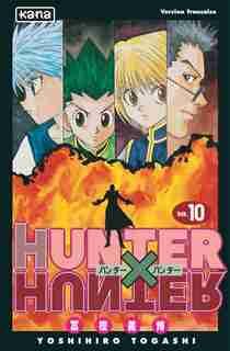 Hunter X Hunter  10 by Yoshihiro Togashi