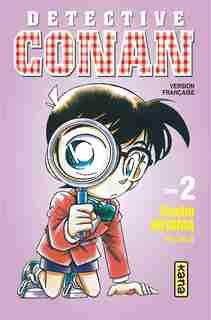 Détective Conan  02 by Gosho Aoyama