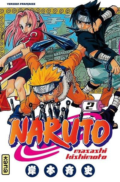 Naruto 02 by Masashi Kishimoto