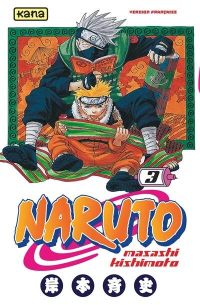 Naruto 03 by Masashi Kishimoto