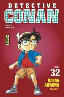 Détective Conan  32 by Gosho Aoyama