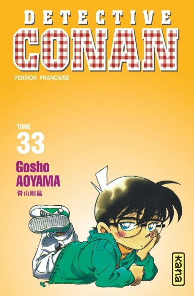 Détective Conan  33 by Gosho Aoyama